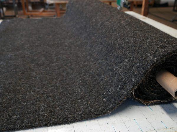 Rosshaar optimiert wie die Schafwolle das Mikroklima in der Matratze